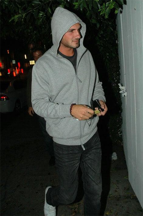 Paris Hilton Ex Stavros Niarchos Does (Semi-Sober) Lindsay Lohan Impression