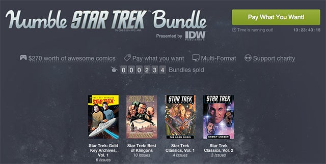 Star Trek Humble, Cards Against Humanity's Fifth Expansion [Deals]
