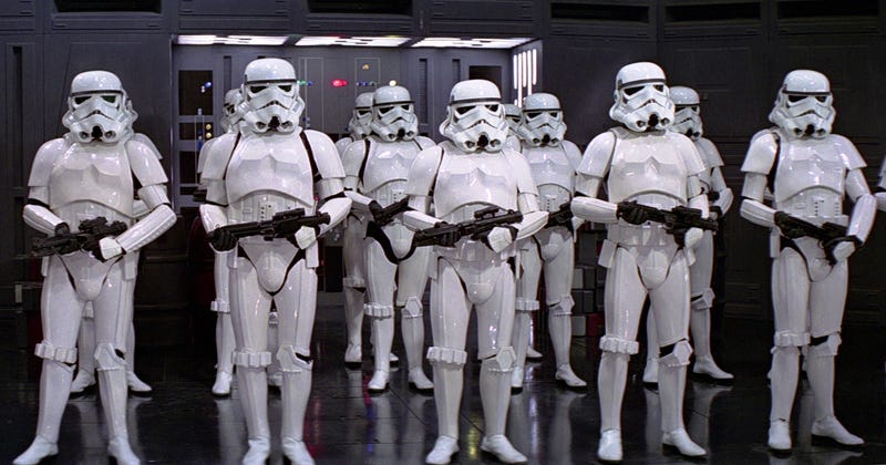 Are These The New Villains Of Star Wars: Episode VII?