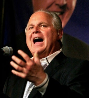 Rush Limbaugh Still Saying Terrible Thing About Haiti