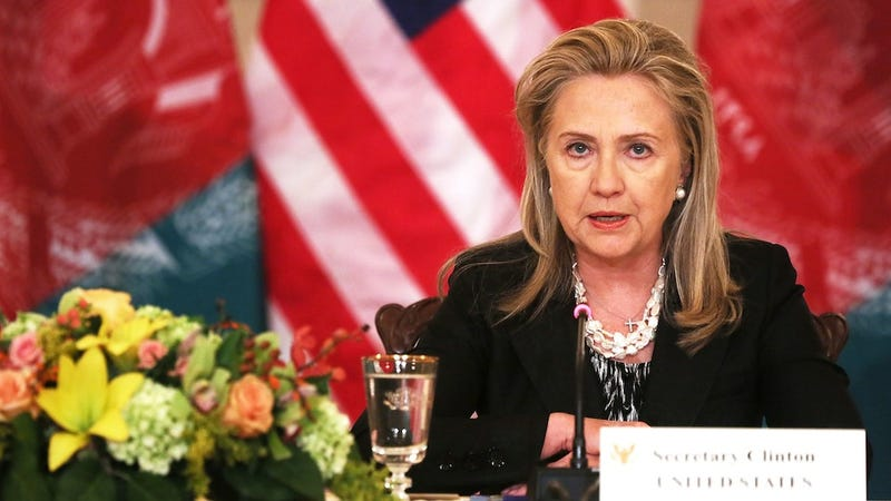 Hillary Clinton Can't Stand Whining About 'Having It All'