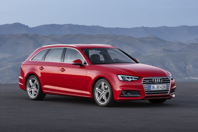 See How The 2016 Audi A4 Is Different From The Old A4 (Not Much)