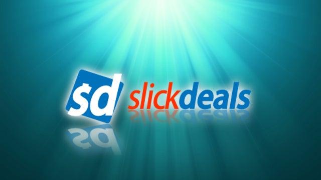 Most Popular Deal Site: Slickdeals