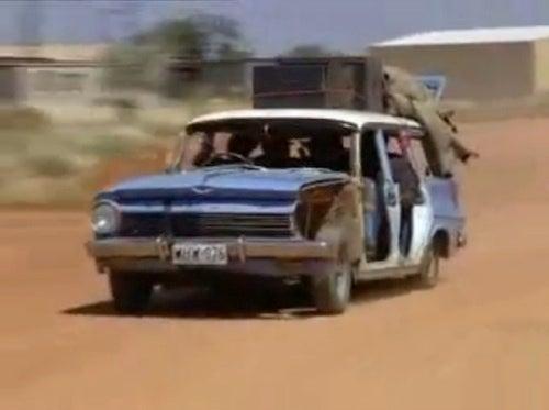 Bush Mechanics: Car Talk Meets Crocodile Dundee