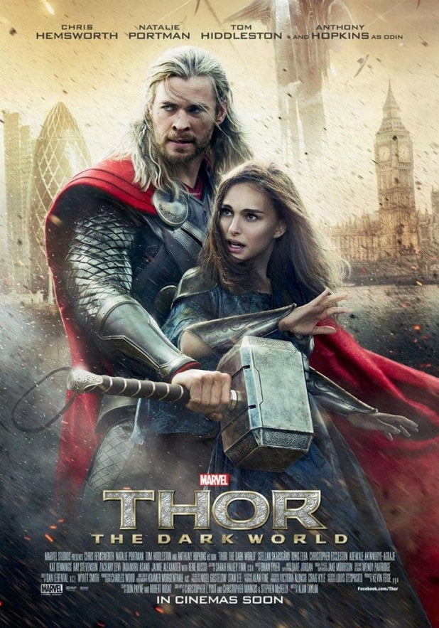 Now this is the Thor 2 movie poster we want