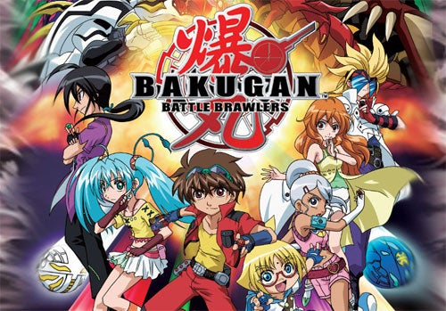 Bakugan Battle Brawlers Review: Almost There