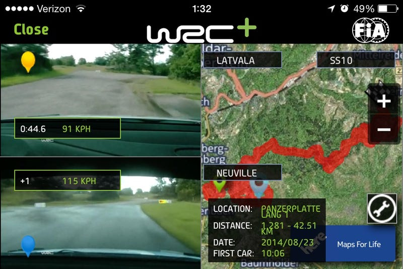 "WRC Makes Live Coverage Mobile, Proves They Finally ""Get"" Technology"