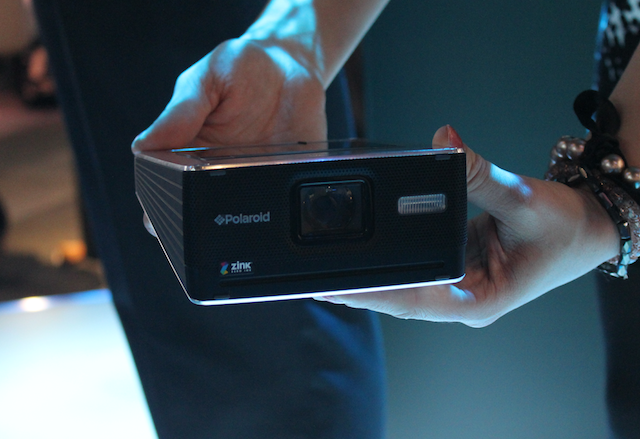 The Polaroid Camera, Rethought and Digitized
