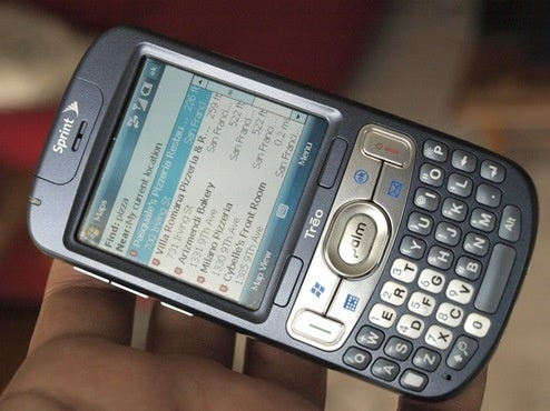 Palm Treo 800w Gets Bluetooth Voice Dialing Via Software Update