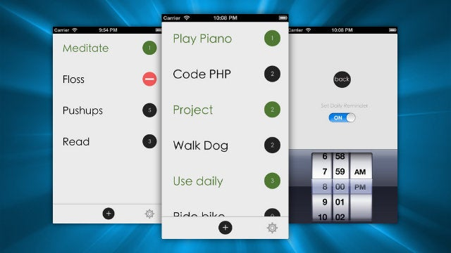 Daily Helps You Form Habits with a Simple Interface and Tracking Method