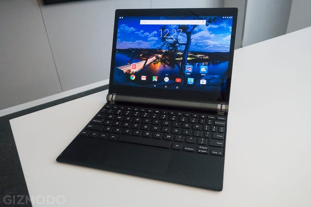 Dell's Android Tab for Work Looks Great—If That's a Thing You Want