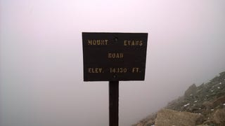 1/2 Day Drive reviews:  Mt Evans-highest paved road in N. America