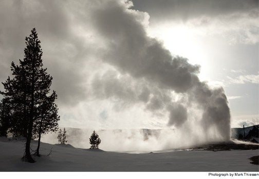 The Supervolcano That's About to Shatter Yellowstone
