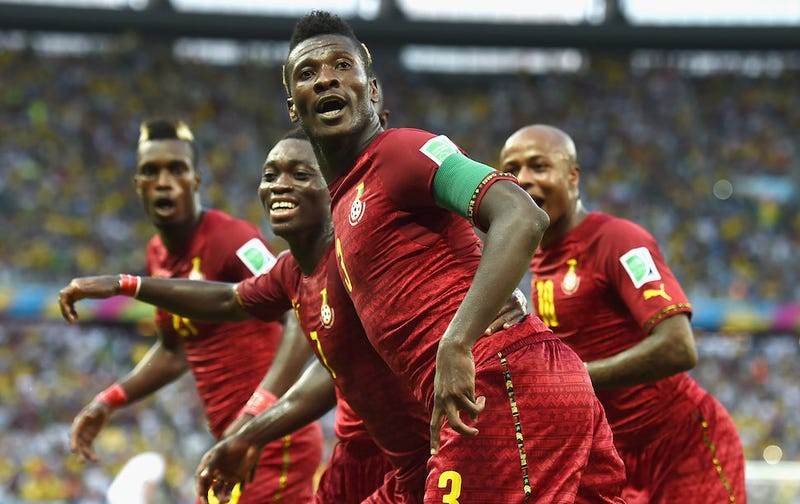 Portugal-Ghana: The Black Stars Are Imploding, But Can Still Go Through