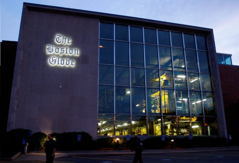 NYT Co. Might Get 18 Cents on the Dollar for The Boston Globe