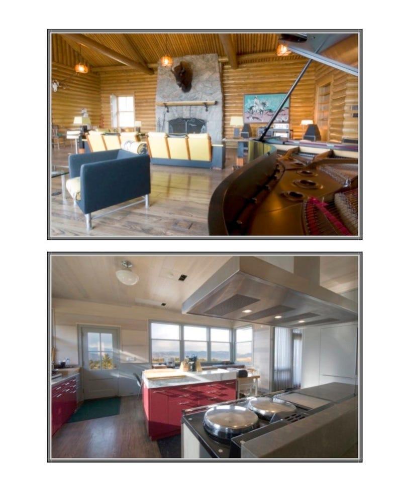 Inside 'Buffalo' Bill Gates' New Ranch