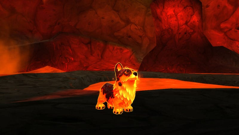 World of Warcraft's 10th Anniversary has Max level Molten Core, Corgis