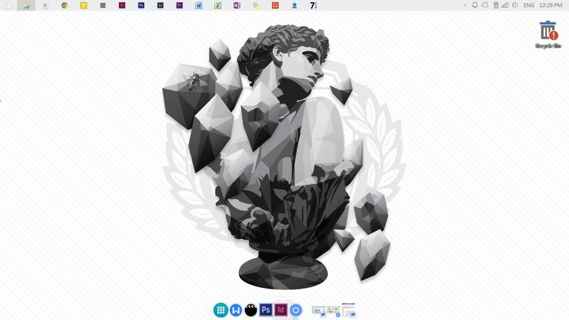 The Renaissance Desktop