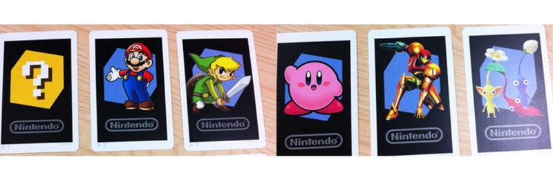 Nintendo 3DS Boxes Will Contain Six Augmented Reality Cards for Mini-Games