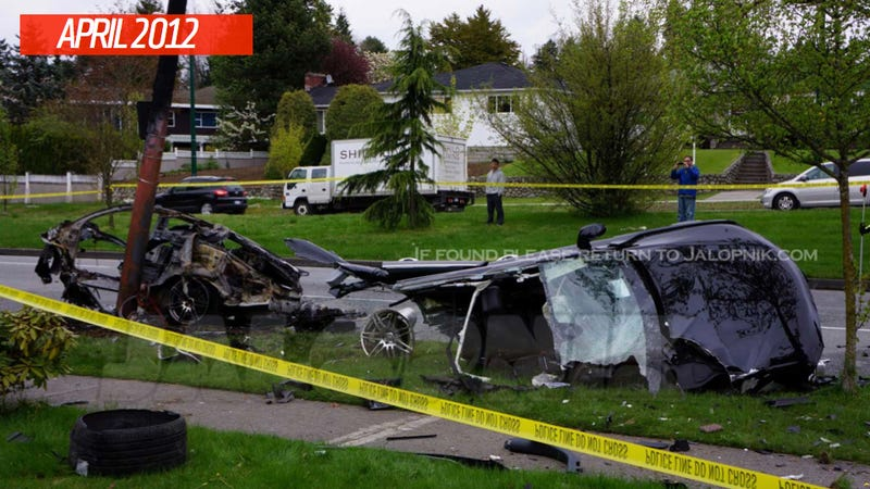 Canada's Crashiest Street Claims A Life And Another Audi