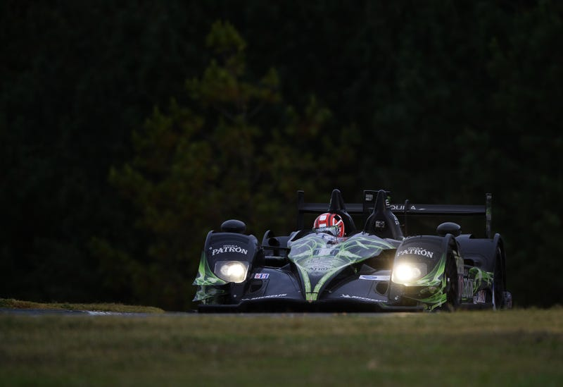 Scenes From The Last Ever American Le Mans Series Race