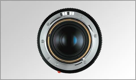 Leica M Lens Encoding