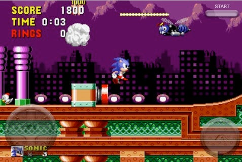 The Week In iPhone Apps: Sonic the Hedgehog Learns to Read