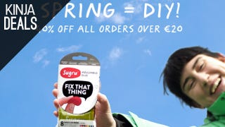 Stock Up on Sugru For 40% Off