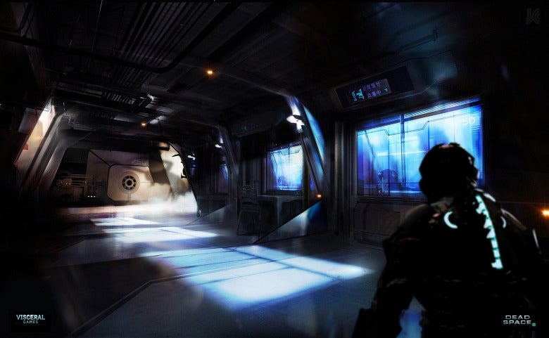 The Dark, Lonely Art Of Dead Space 2