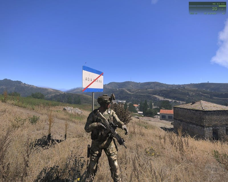 Arma 3 Has Some Stunningly Realistic-Looking Signage