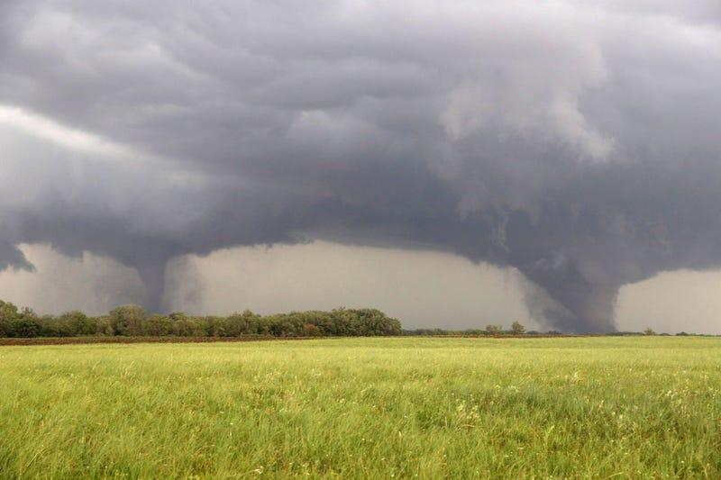 Twin Tornadoes Devastate Nebraska Town