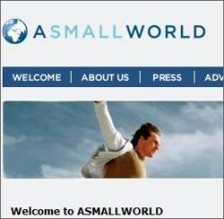 A Small World: Short On Cash?