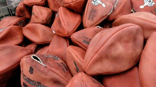 Super Bowl Footballs Will Receive Extra Security