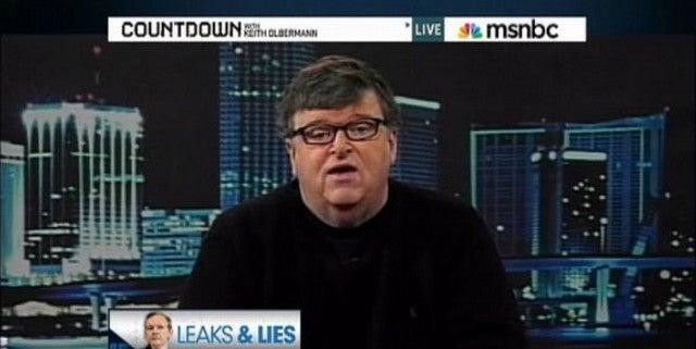 "Michael Moore Calls Assange Rape Case ""Hooey"""
