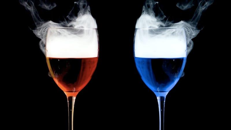 Liquid Nitrogen Cocktail Ruins Girl's 18th Birthday Celebration