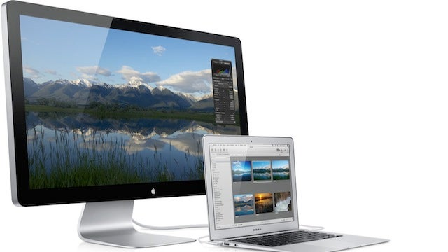"Most Popular Computer Monitor: Apple Thunderbolt 27"" Display"
