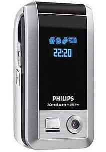 Philips Adds BackuPower to Already Long-Lasting Xenium Cellphones