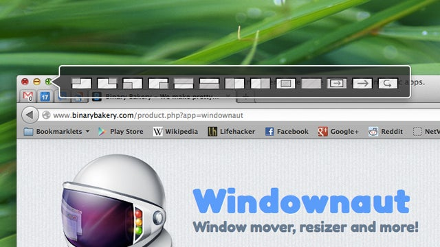Windownaut Beefs Up OS X's Title Bar Buttons, Adds Tons of Other Window Management Features