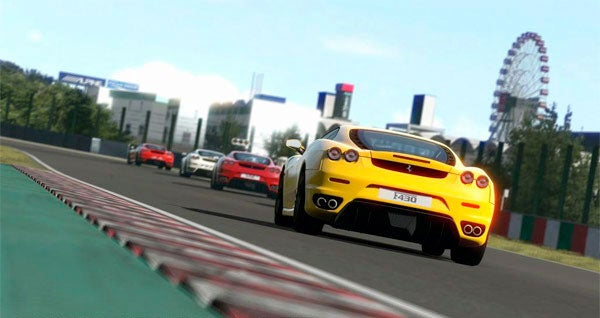 Gran Turismo 5 Adds Course Creation, Kart Racing