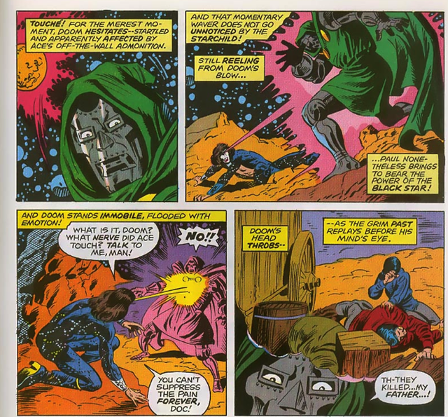 KISS vs. Doctor Doom is the best and/or worst comic you'll read today