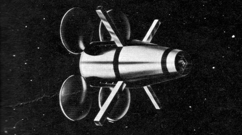 Space Taxis, Air Sleds and Skylabs: Retro-Space Concepts From 1961