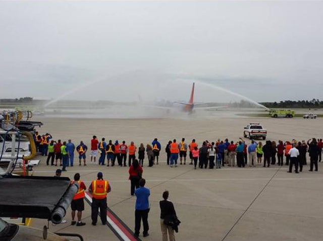 Southwest Employees Say Goodbye To Beloved Friend And Coworker