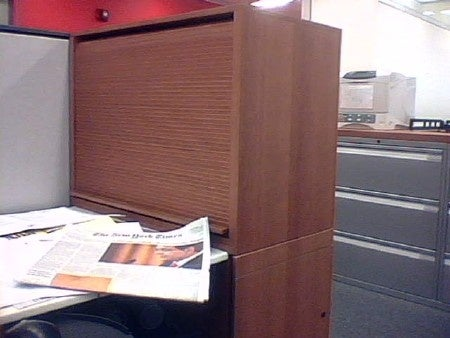 """What The 'Times' """"Tambour Doors"""" Look Like"""