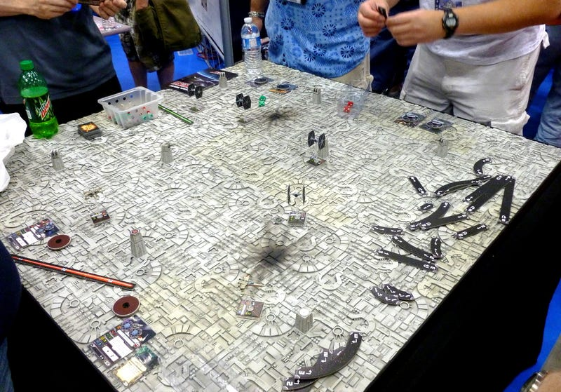 Star Wars and Game of Thrones give Fantasy Flight Games license to rule your gaming table