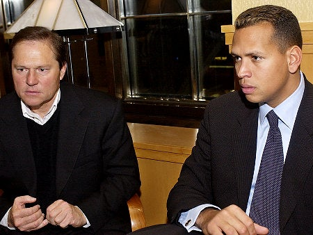 Scott Boras Emerges In Toronto For Rodriguez Peacekeeping Mission