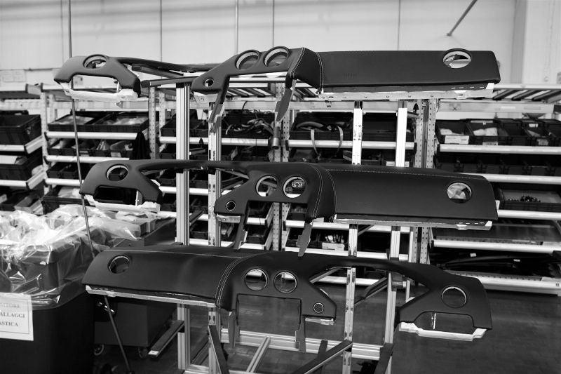 Bulls On Assembly Parade: Touring The Lamborghini Factory