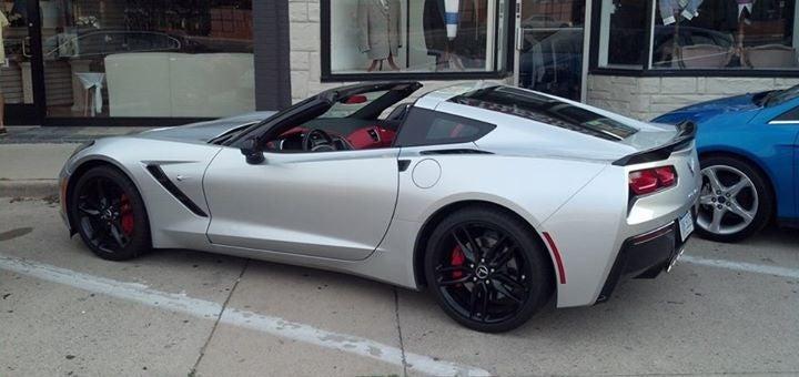 By The Numbers: Corvette Stingray vs 911 Targa