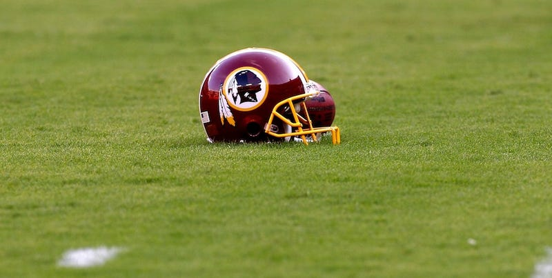 This Editorial Defending The Redskins' Name Is Just So Goddamn Dumb