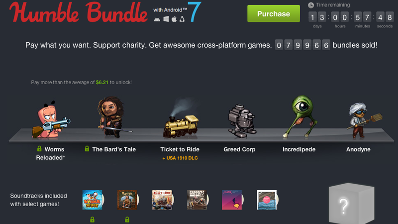 Recharge Everything, New Humble Bundle, PS Plus And LIVE Gold Updates