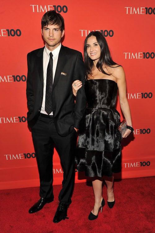 Stars Influenced By Jackets, Sarah Palin At Time 100 Gala